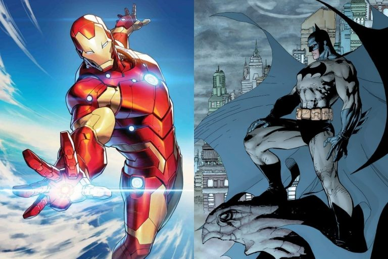 Who Is Smarter – Batman or Iron Man?