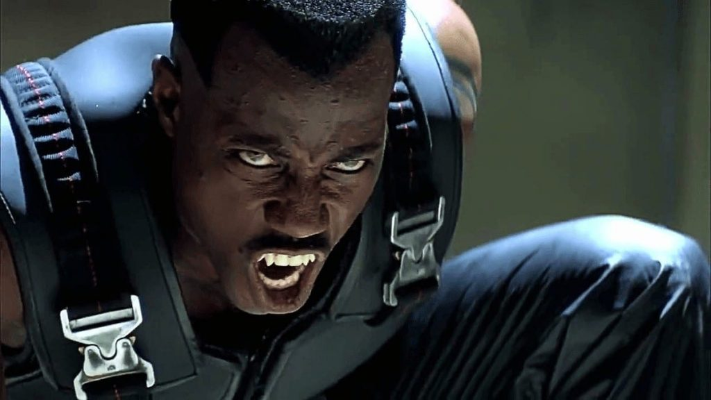 Can Blade Turn Someone Into a Vampire or Daywalker?