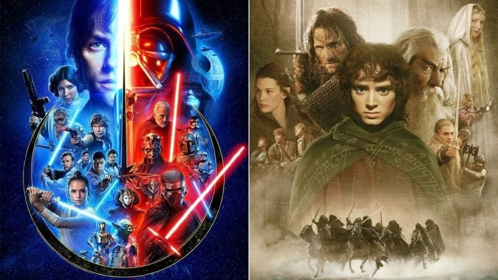 Star Wars vs The Lord of The Rings: Which One is Better