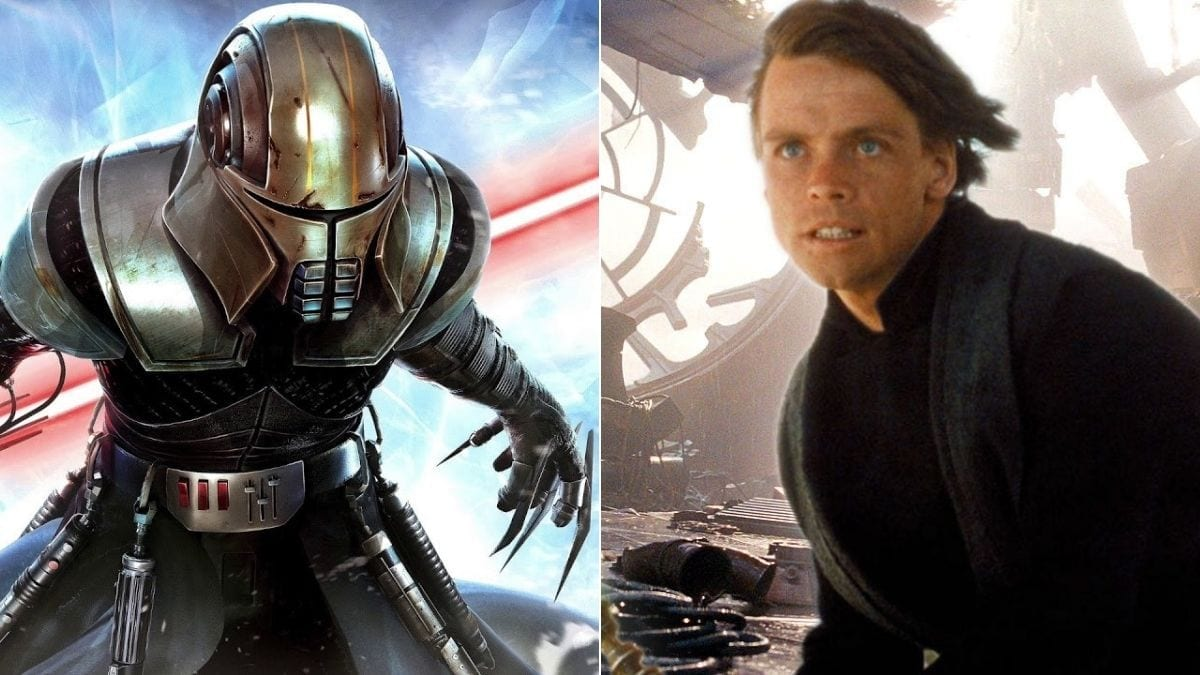 Darth Starkiller vs Luke Skywalker: Who Would Win