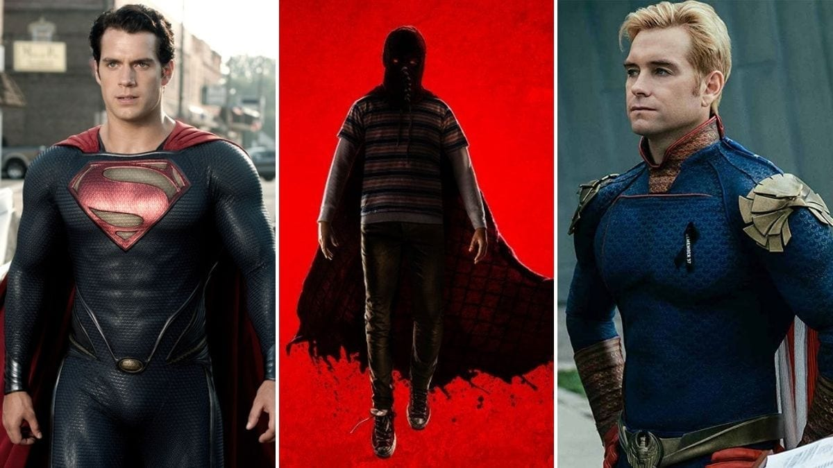 Brightburn vs Superman vs Homelander: Who Would Win
