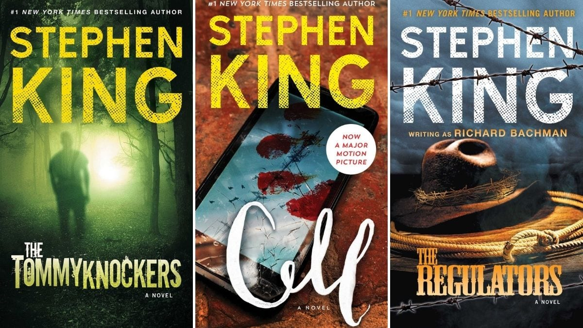 15 Worst Stephen King Books (From Bad to Horrible)