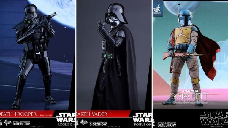 11 Rarest Modern Star Wars Figures