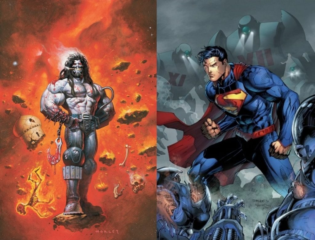 Who Would Win in a Fight - Lobo or Superman?