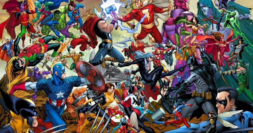 14 Best Hand-to-Hand Fighters in Marvel and DC
