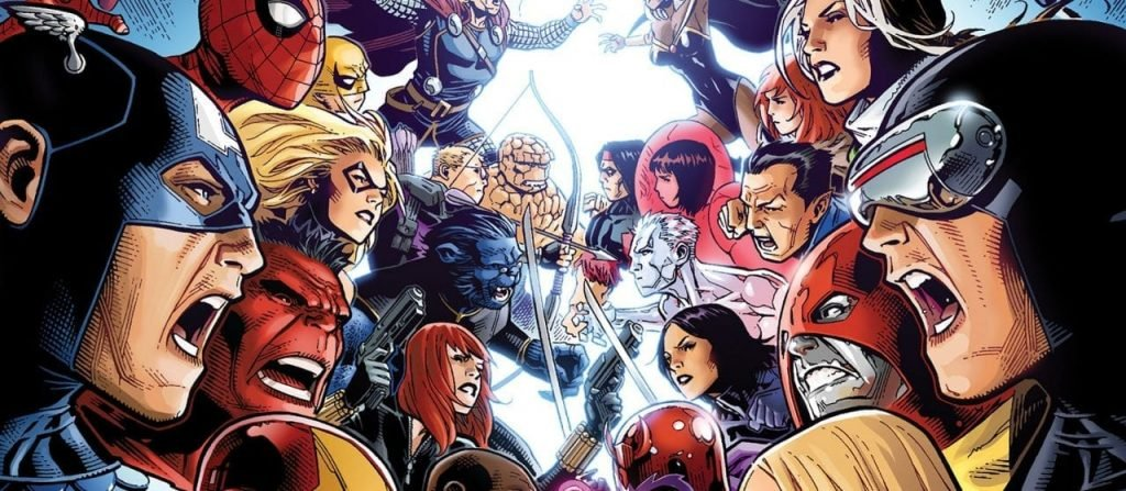 10 Strongest Superhero Teams from Marvel Comics