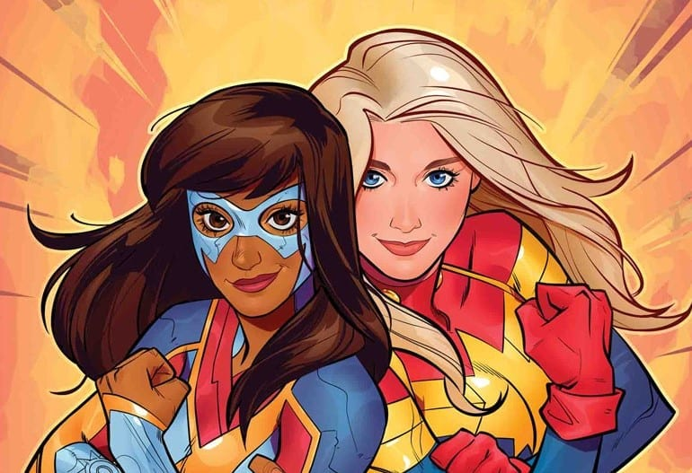 Captain Marvel vs Ms. Marvel – Who Is Stronger? And the Differences Explained!