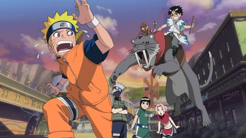 Where Do the Naruto Movies Fall into the Timeline?