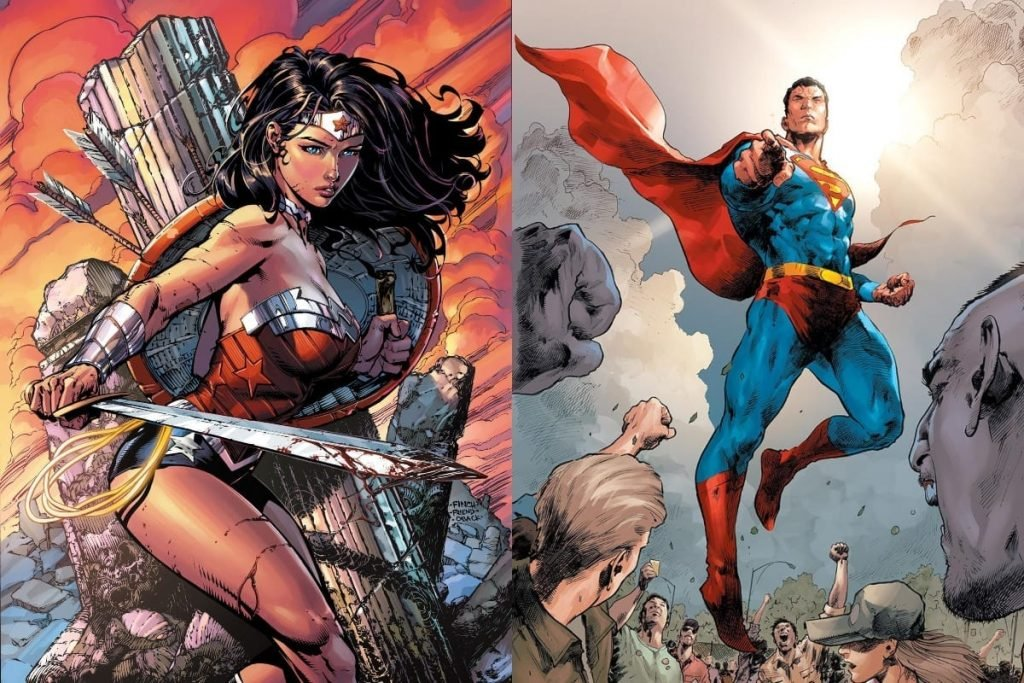 Wonder Woman vs Superman: Who is Stronger?
