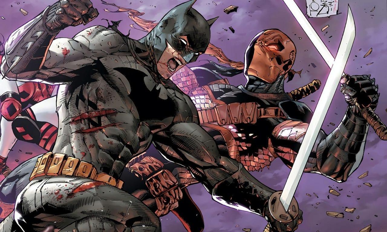 Who Would Win - Batman or Deathstroke?