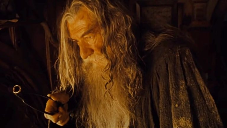 Why Can't Gandalf Touch The One Ring?