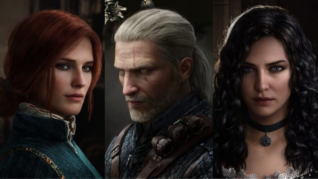How Old Are The Main Witcher Characters (Geralt, Yennefer, Ciri, Vasemir, Dandelion, and others)