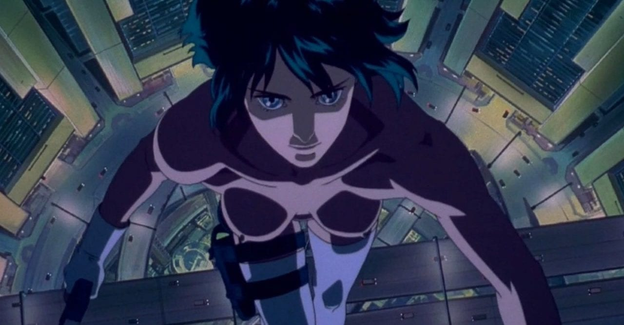 Watching Order: Ghost in the Shell