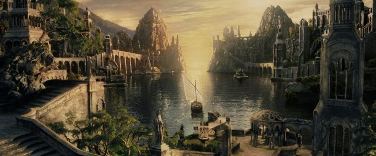 Where and Why Do Frodo and Gandalf Go at the End of The Lord of the Rings Trilogy?