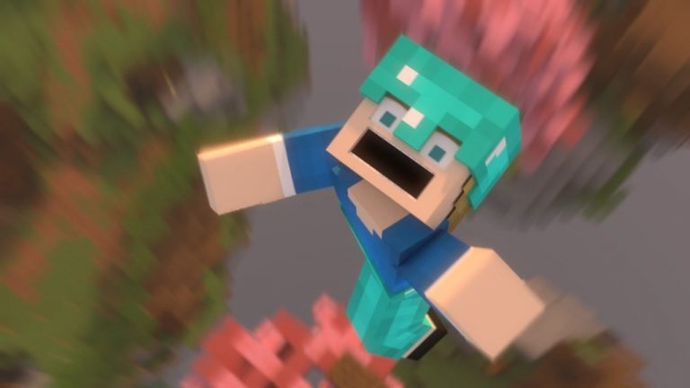 Fall Damage Minecraft: How Much it Does, and How to Reduce It?