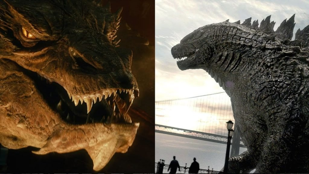 Smaug vs Godzilla: Who Would Win in a Fight?