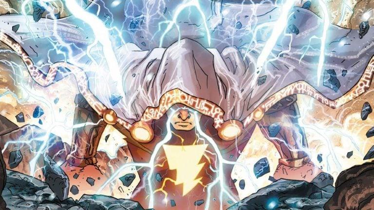 Is Shazam a God?