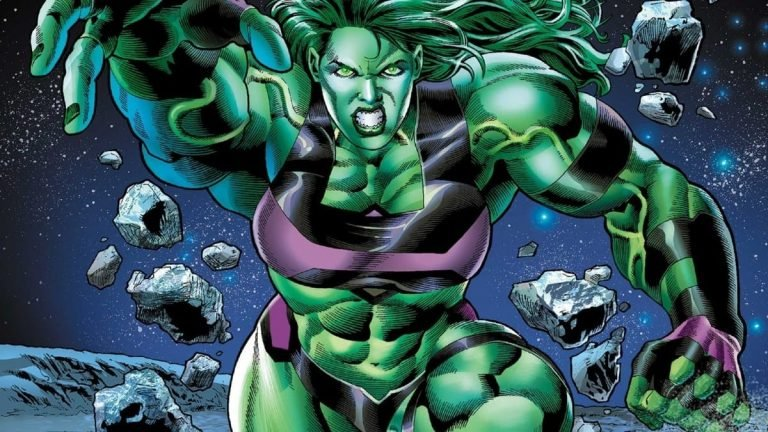 How strong is She-Hulk?