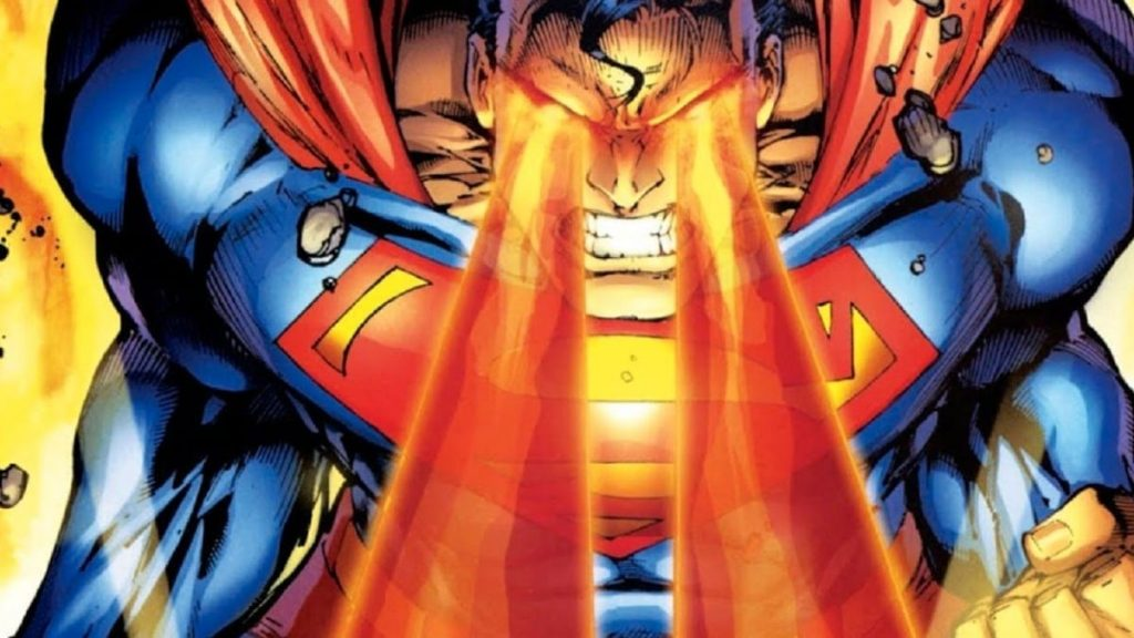 How Powerful is Superman's Heat Vision