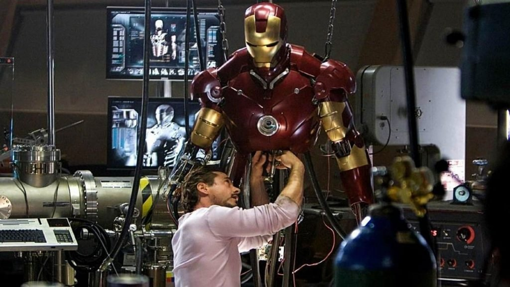 Why Doesn't Tony Stark Like Being Handed Things?