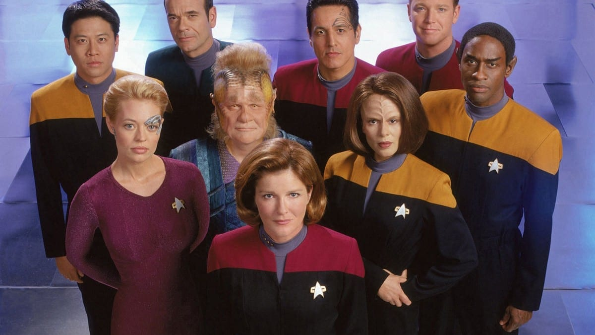 What do the Star Trek Uniform Colors Mean?