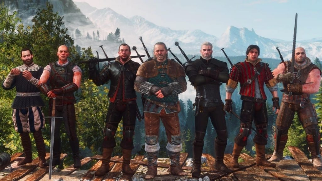 Does the Witcher have Emotions?