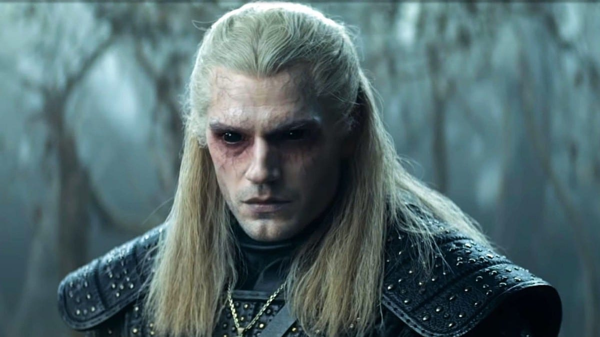 Witcher's Eyes - Why are They Yellow, and Why do They Turn Black