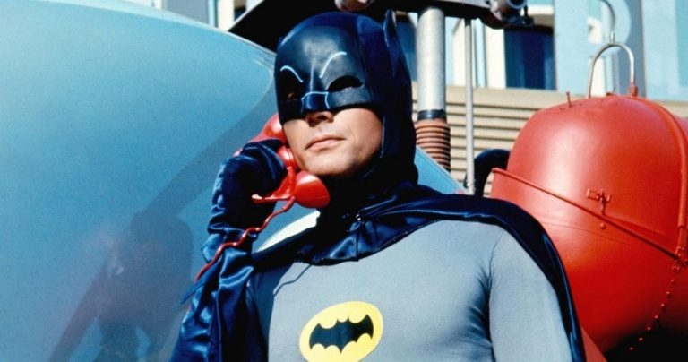 How Many Times Did Adam West Play Batman?