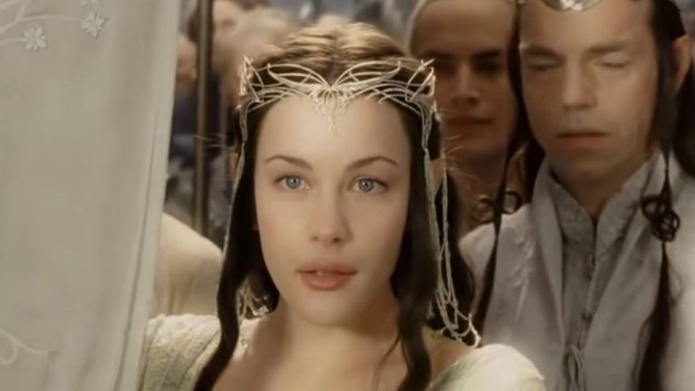 Best Arwen Crown Replica