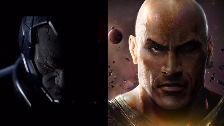 Black Adam vs Darkseid: Who Would Win?