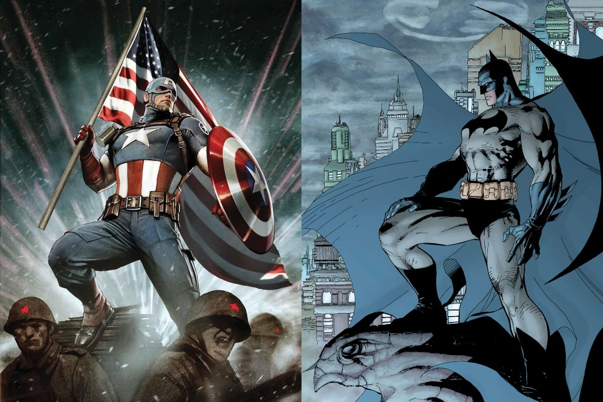 Batman vs Captain America: Who Would Win?
