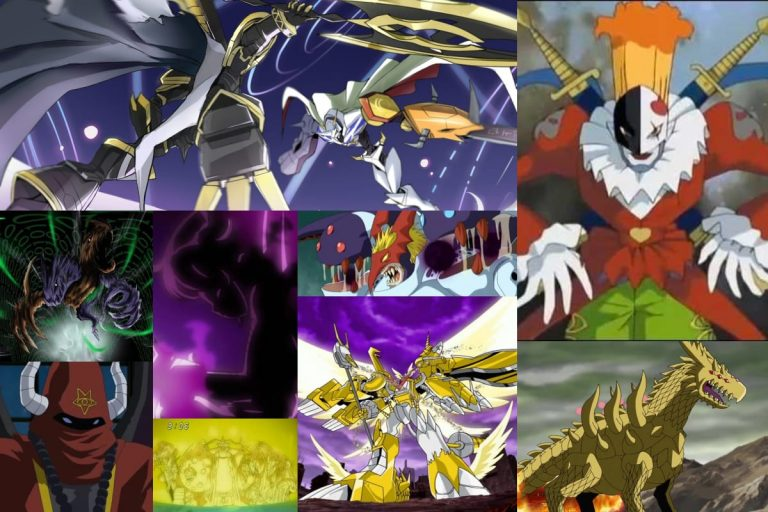 20 Strongest Digimon (Ranked)