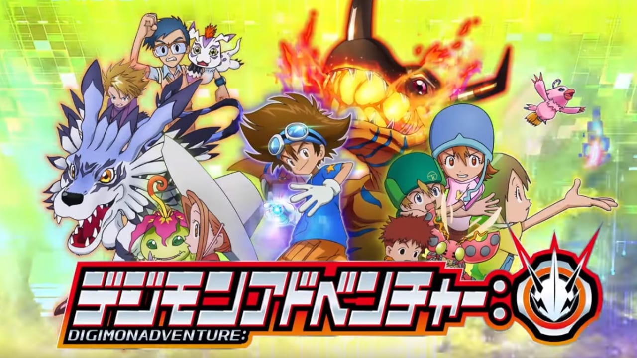 Ranking the Digimon Anime and Movies from Worst to Best