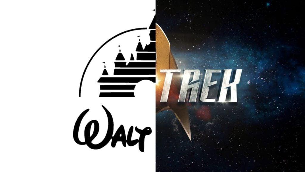 Does Disney own Startrek