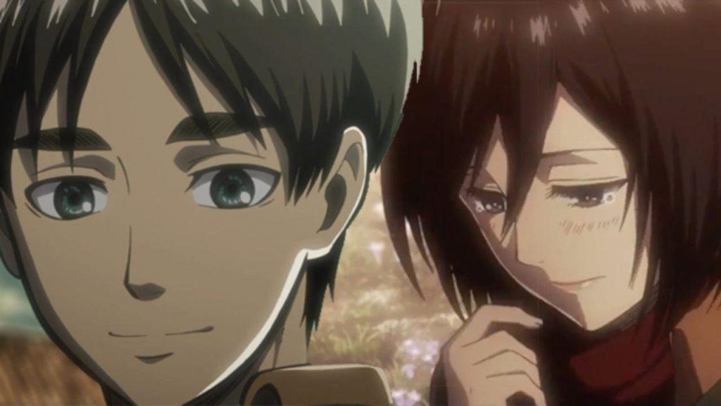 Does Eren Love Mikasa?