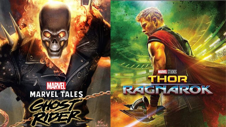 Ghost Rider vs. Thor: Who Would Win?