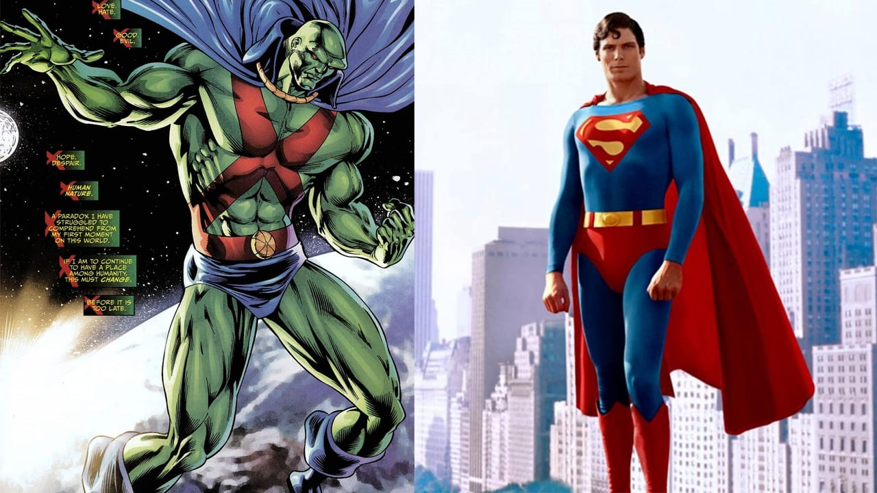 Martian Manhunter Vs Superman Who would win in a fight