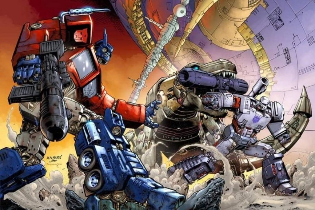 Optimus Prime vs Megatron: Who Would Win?