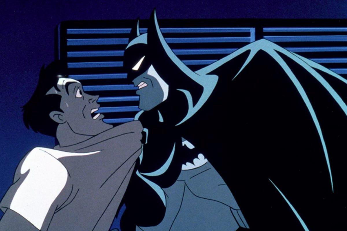 Batman Animated Movies Watching Order