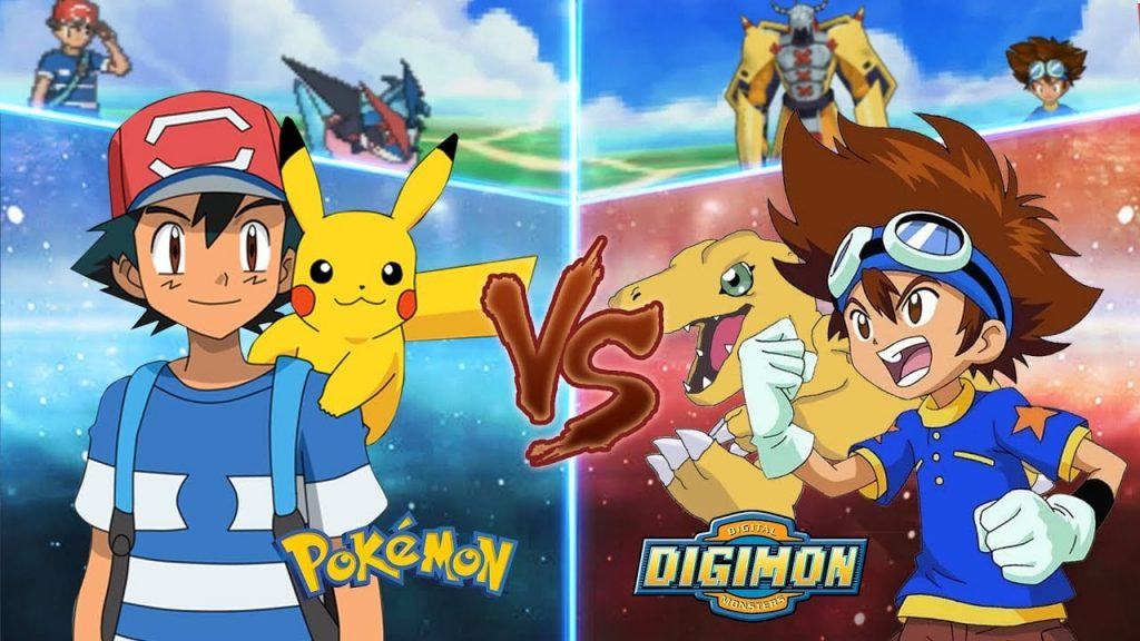 Pokémon vs Digimon: Which Show Is Better and Who Would Win?