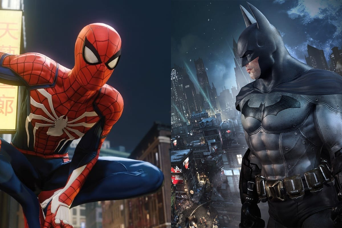 Which Game Is Better: Spider-Man or Batman: Arkham Knight?