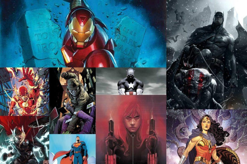 What Makes a Superhero?