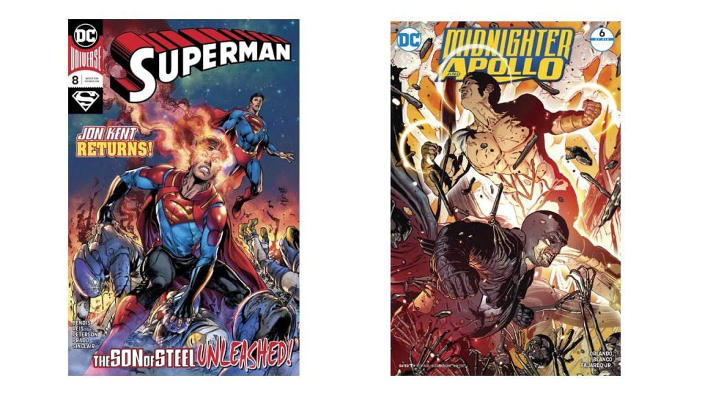 Superman Vs Apollo: Who Would Win?