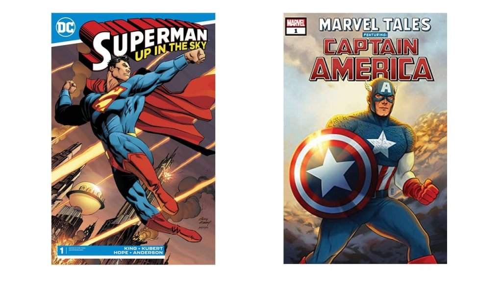 Superman Vs Captain America: Who Would Win?