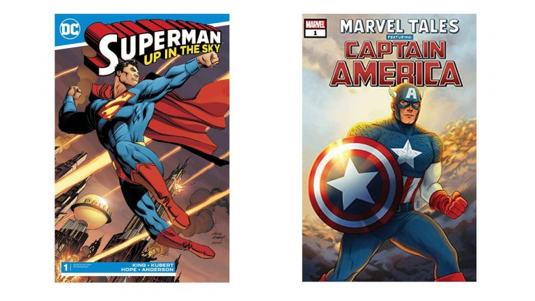 Superman vs Captain America: Who Would Win?