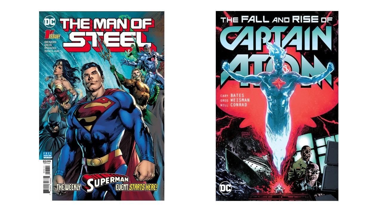 Superman Vs Captain Atom: Who Would Win?