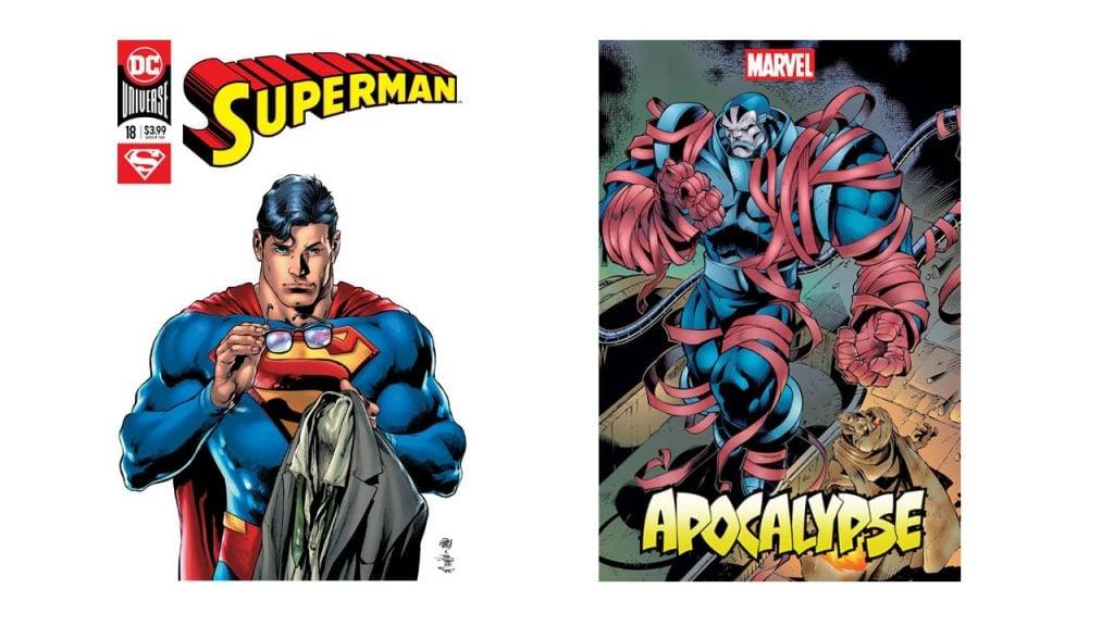 Superman vs Apocalypse: Who Would Win