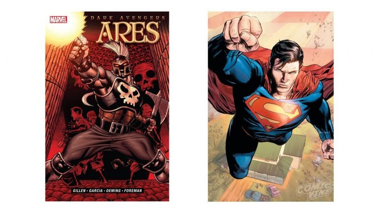 Superman vs Ares: Who Would Win?