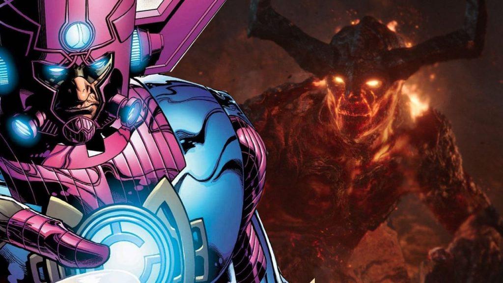 Surtur vs Galactus: Who Would Win