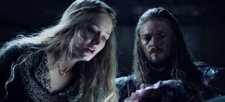 The Story of Eomer and Eowyn